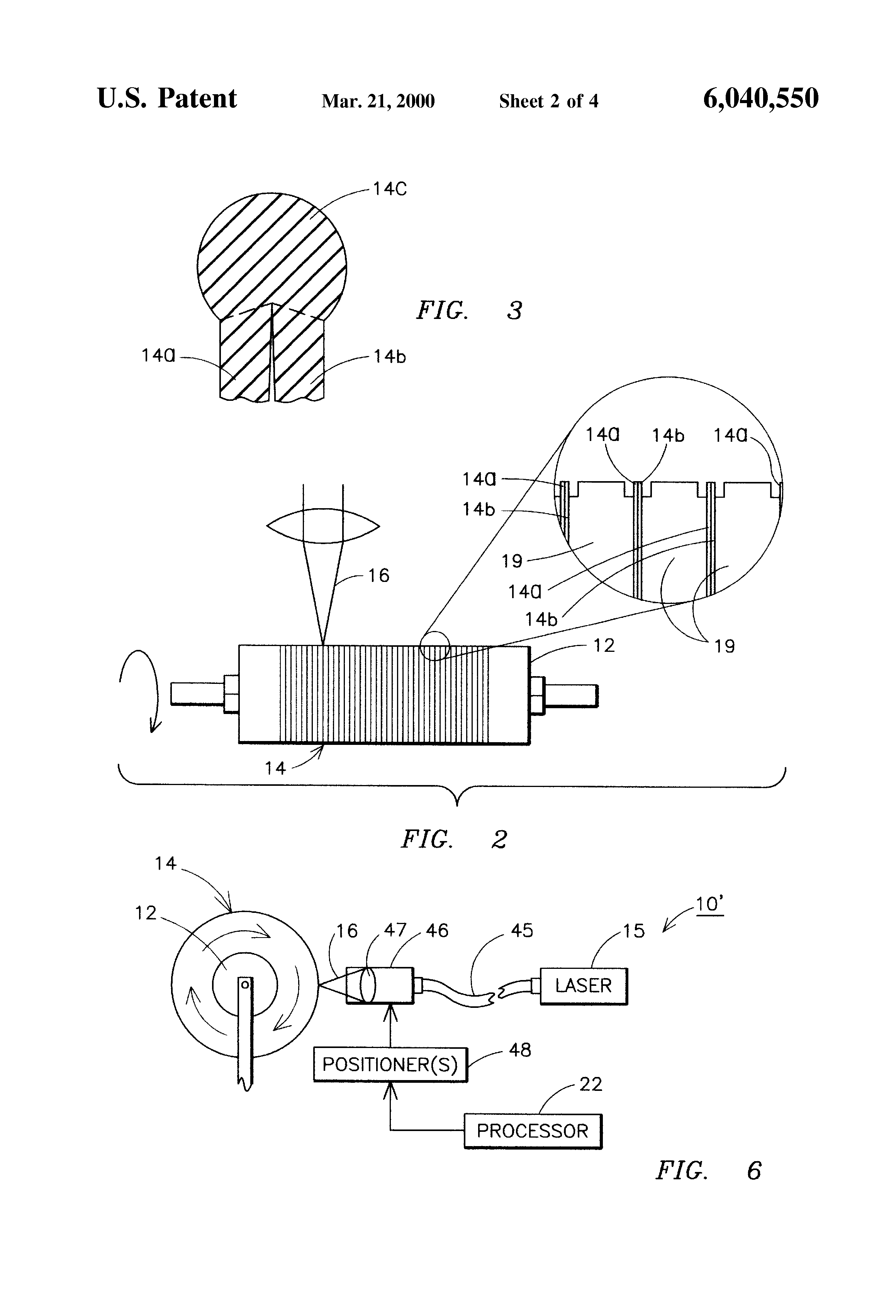 patent us6040550 apparatus and method for laser welding the outer Lincoln Arc Welder 250 Amp patent drawing