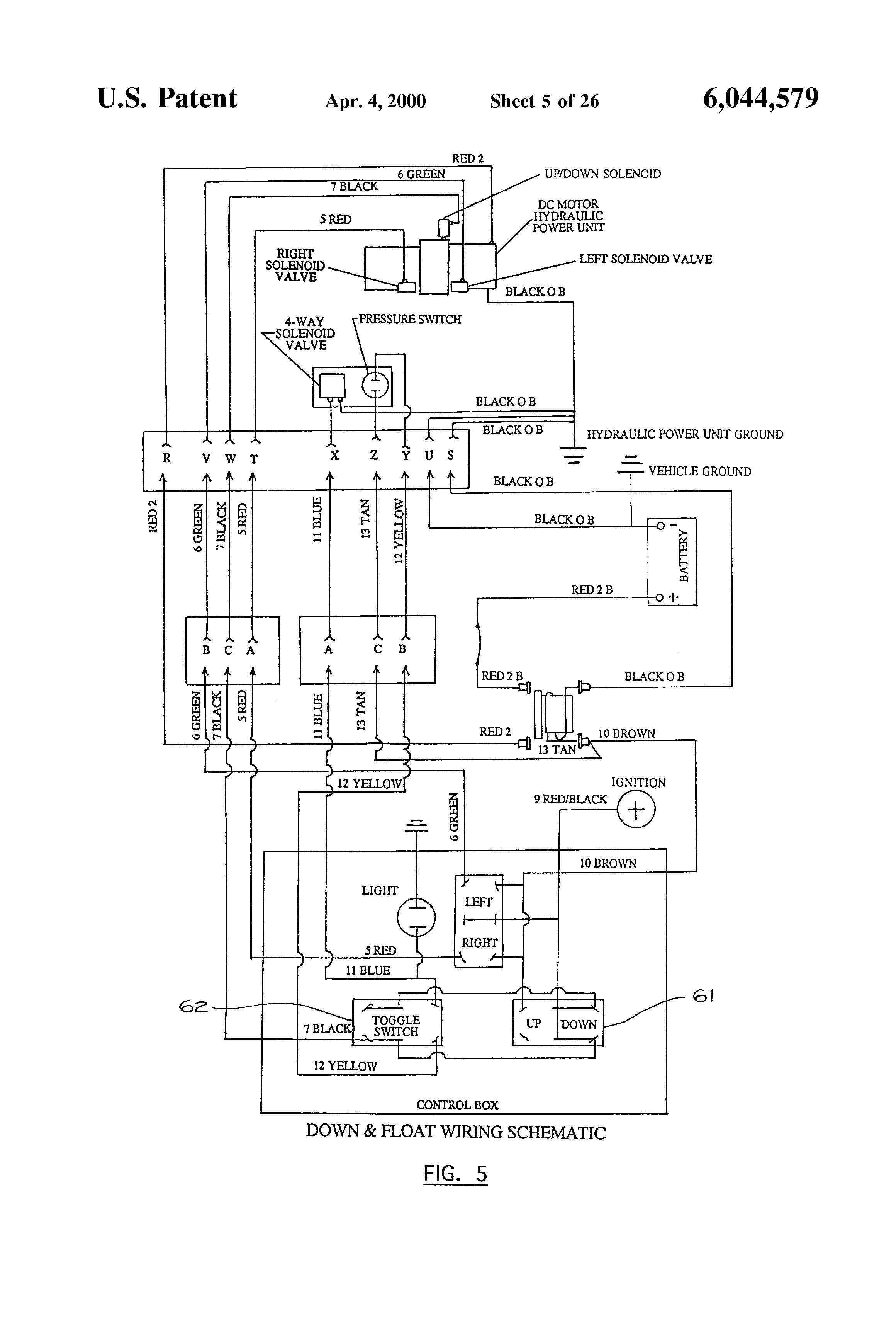 Meyer V Plow Wiring Diagram 70 Smith Brothers Services Com Meyer