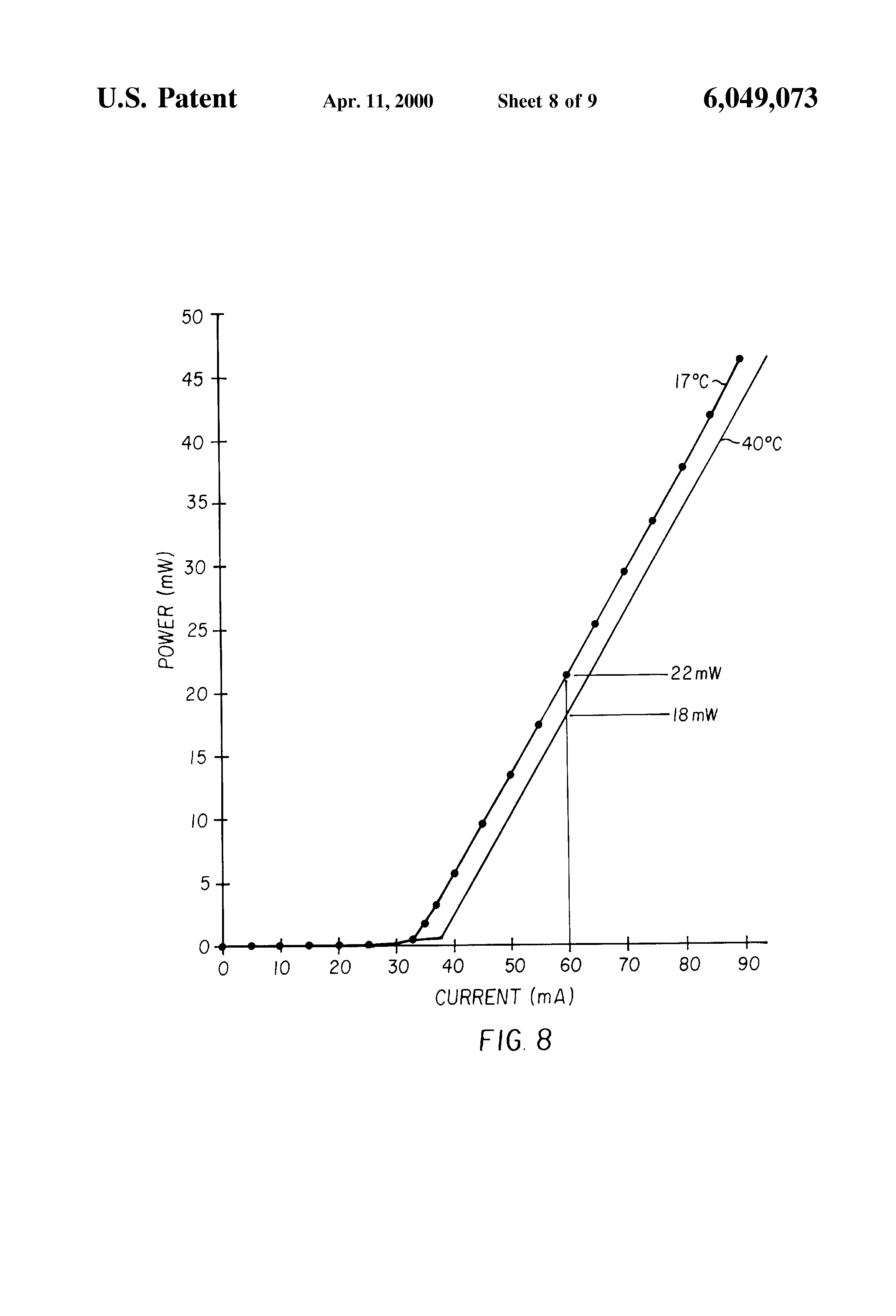 Patent Us6049073 Control Circuit For A Stabilized Laser Google Figure 1 Diode Driver Within The Dashed Lines Drawing