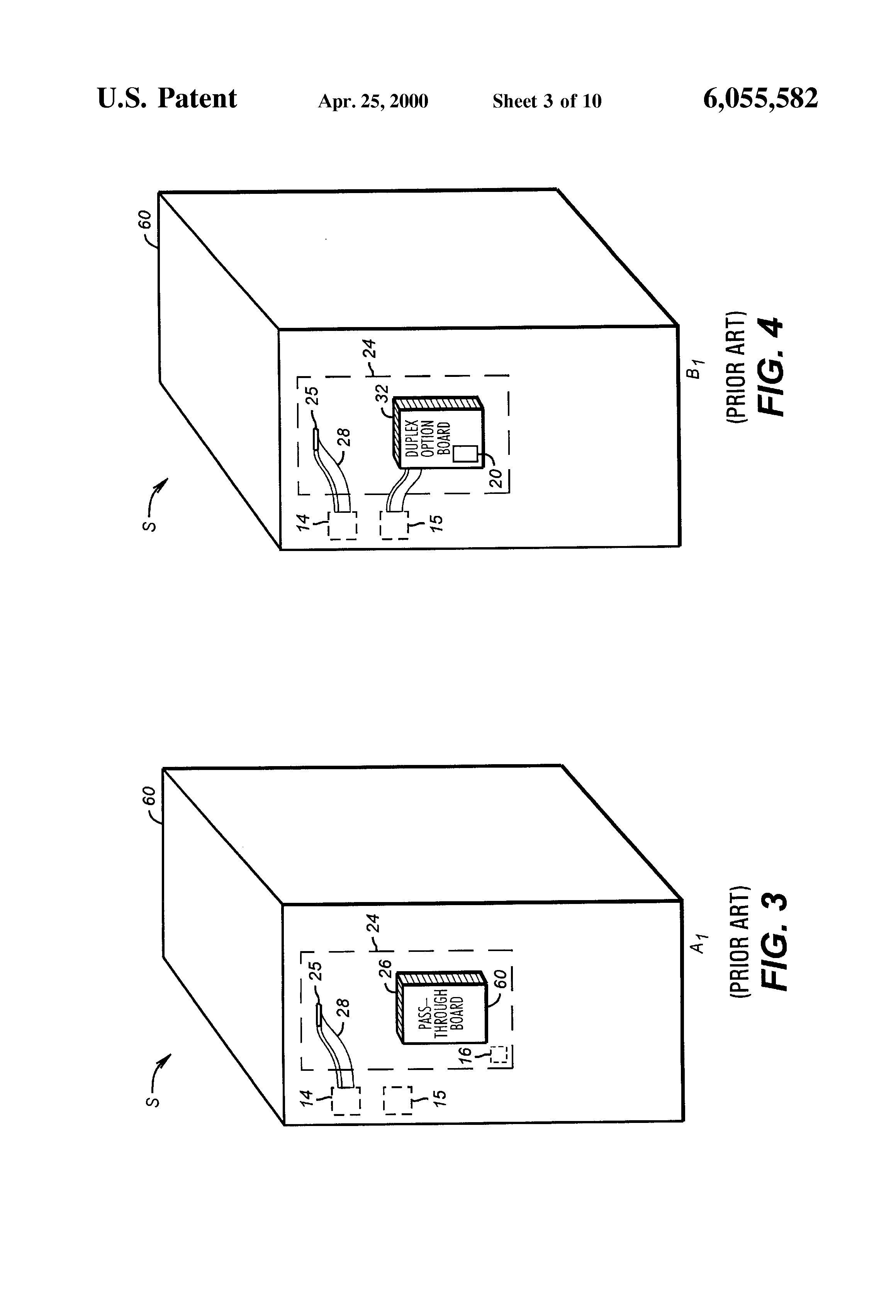 Patent Us6055582 Scsi Duplex Ready Backplane For Selectively Quickswitch Highspeed Cmos Drawing