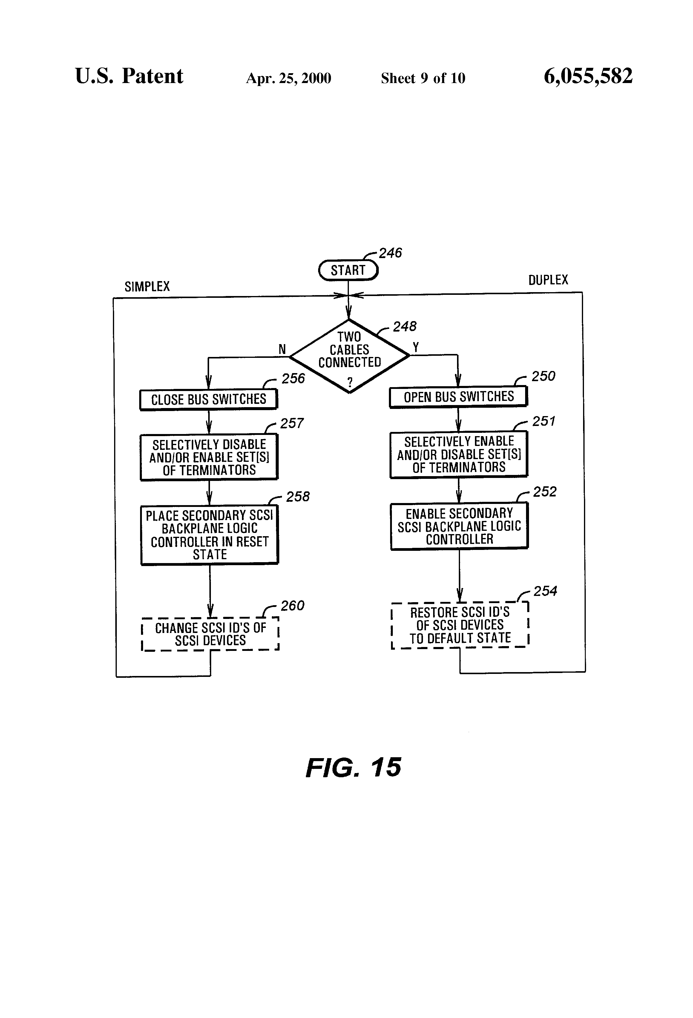 Patent Us6055582 Scsi Duplex Ready Backplane For Selectively Wiring Diagram Drawing
