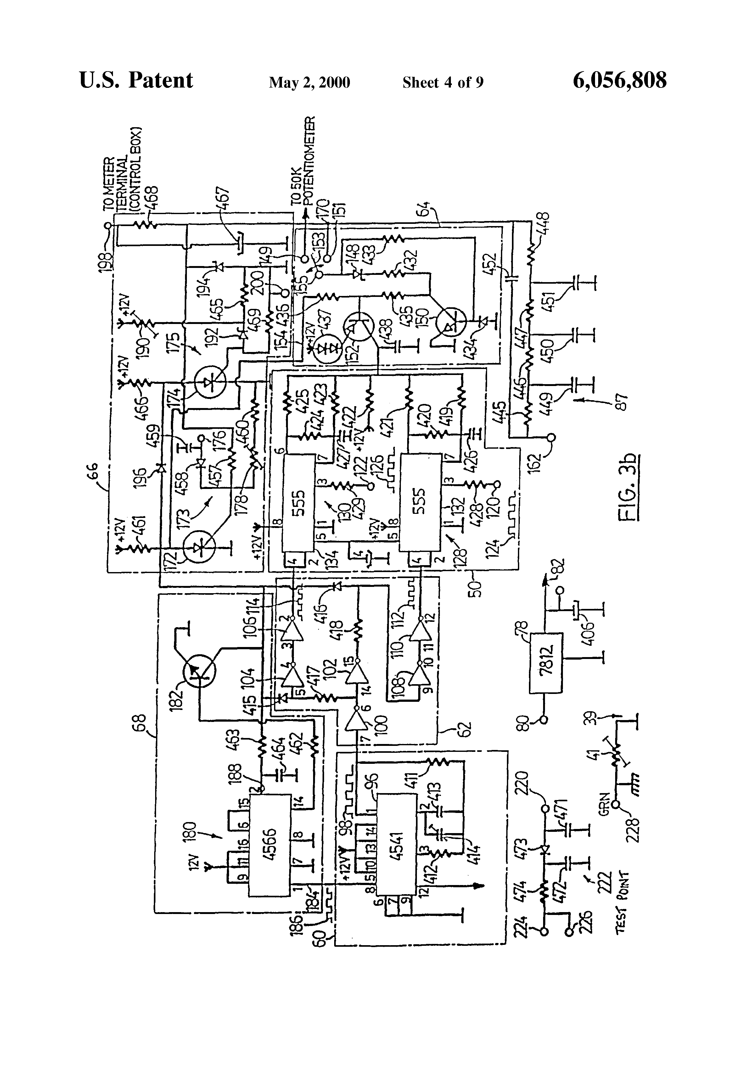 Ionizer Transormer Dc Power Supply Wiring Diagram Detailed 12v Supplies Patent Us6056808 Modular And Low Google Patents Schematic