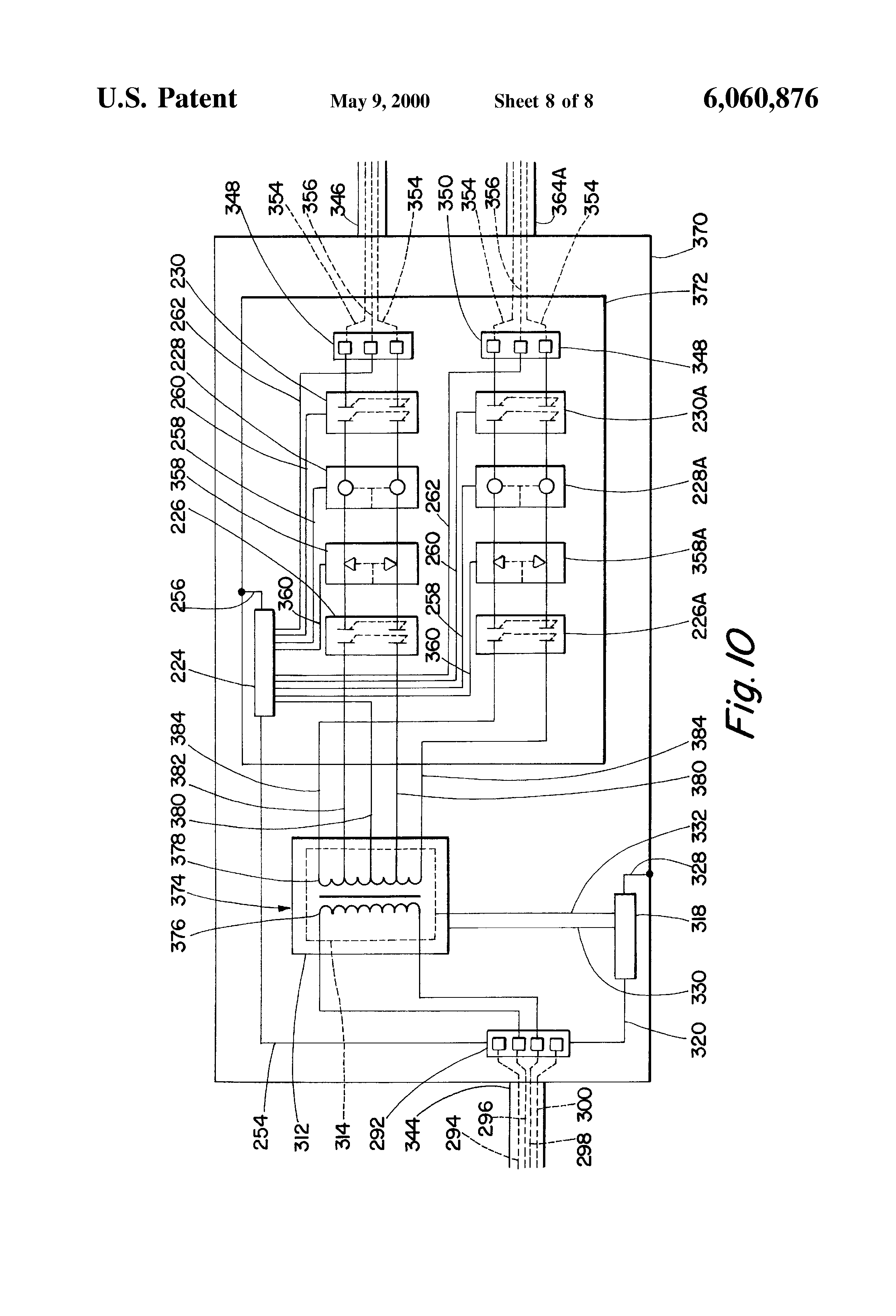 patent us6060876 - symmetrical power system