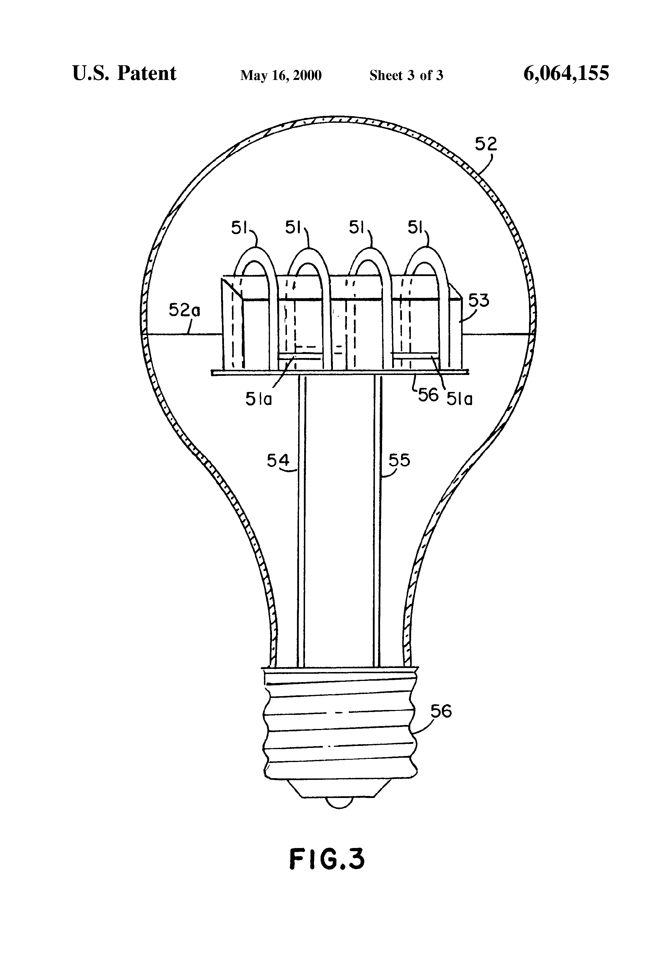 patent us6064155