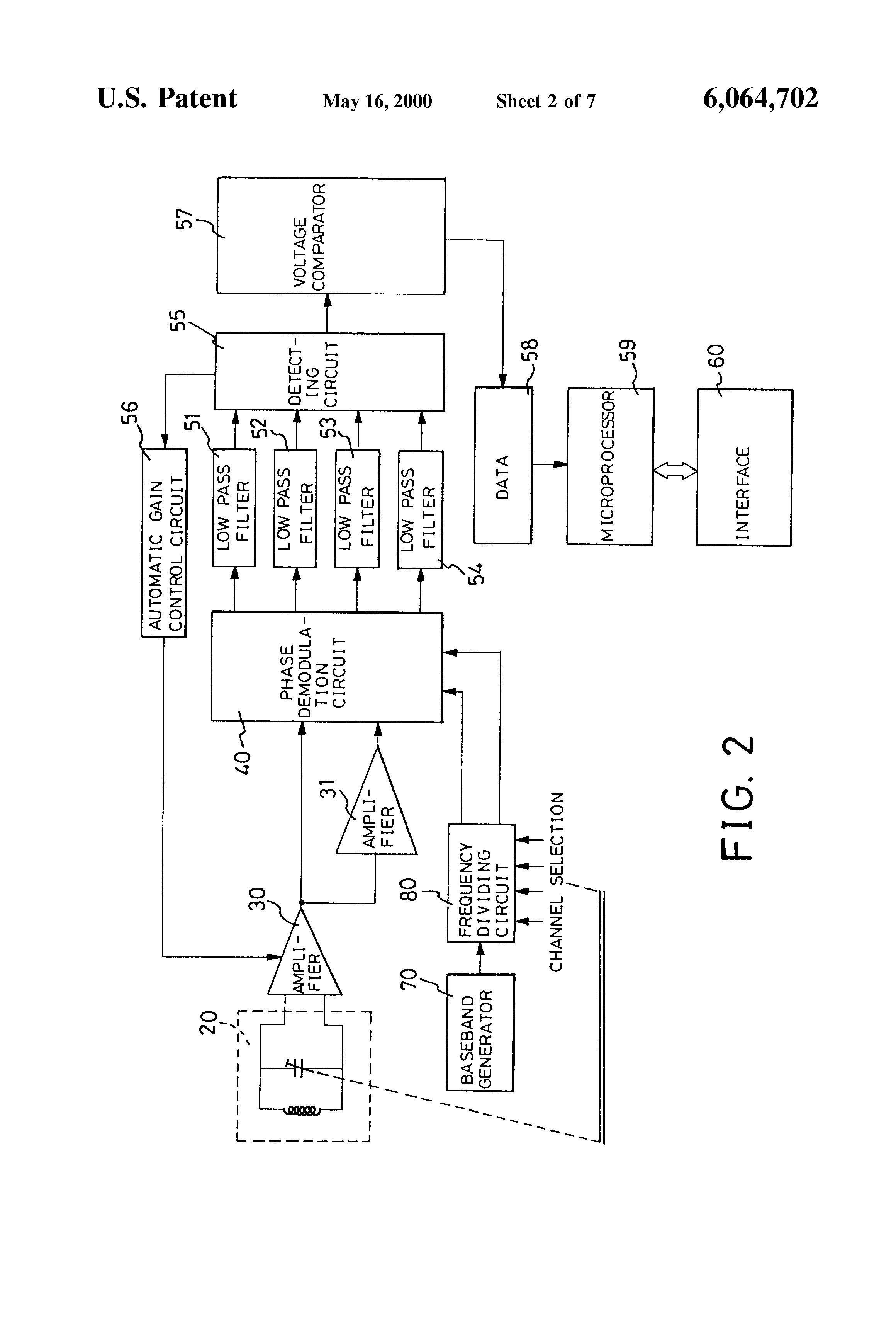 patent us6064702