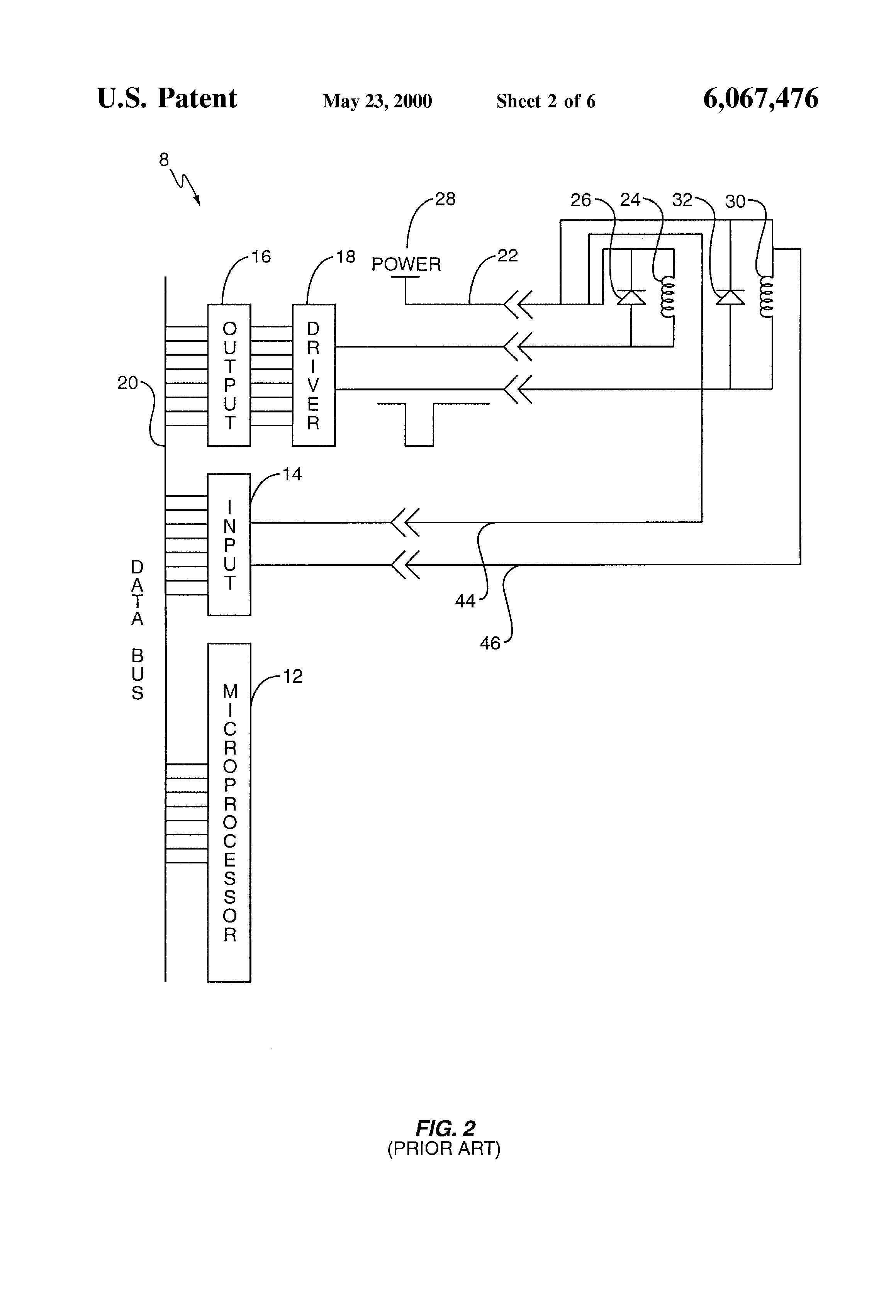 Patent Us6067476