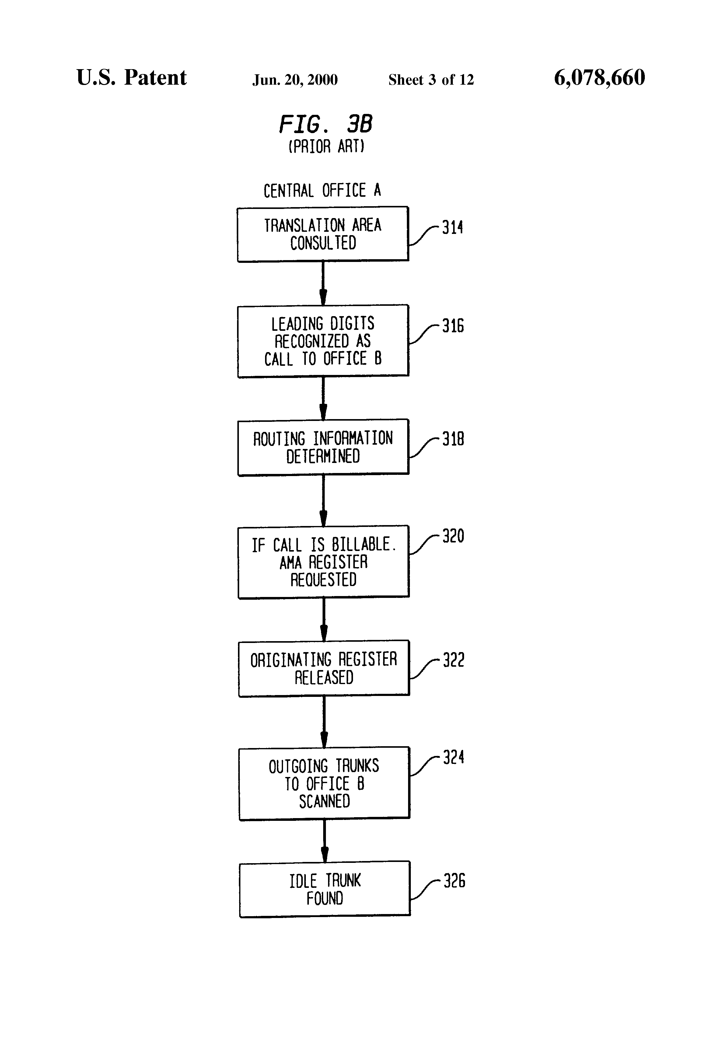 Patent Us6078660 Method And Device For Decoding A Sequence Of Dtmf Dual Tone Multi Frequency Decoder Circuit Schematic Using M8870 Drawing