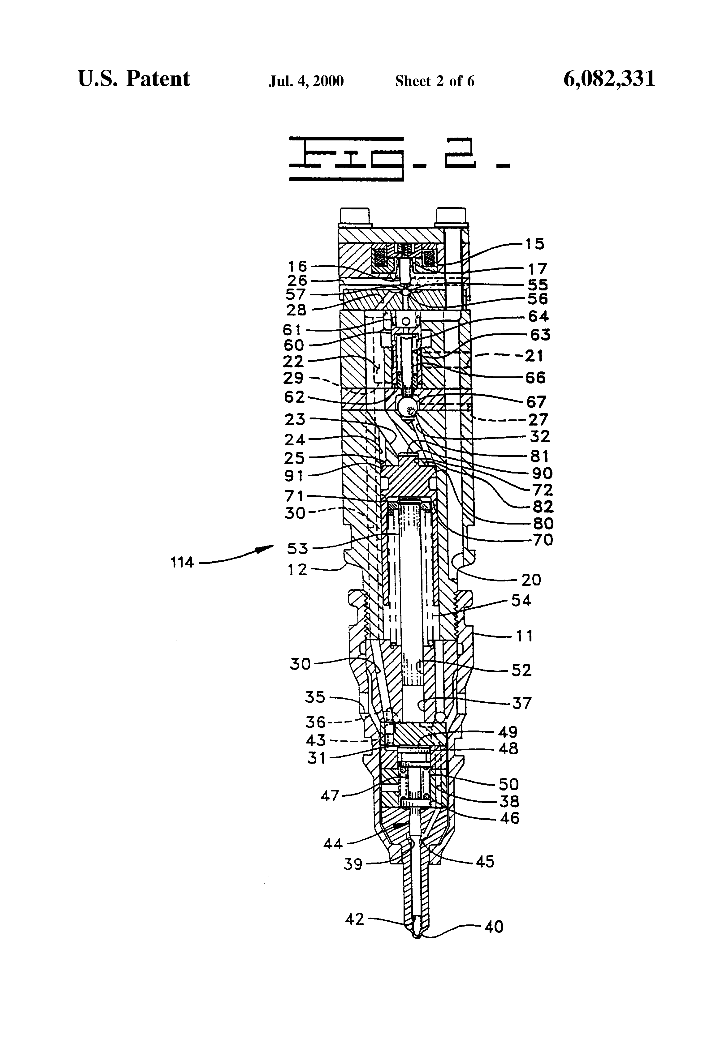 Perkins 1300 Series Ecm Wiring Diagram 38 Images Diesel Engine Us6082331 2 Patent Electronic Control And Method For Consistently