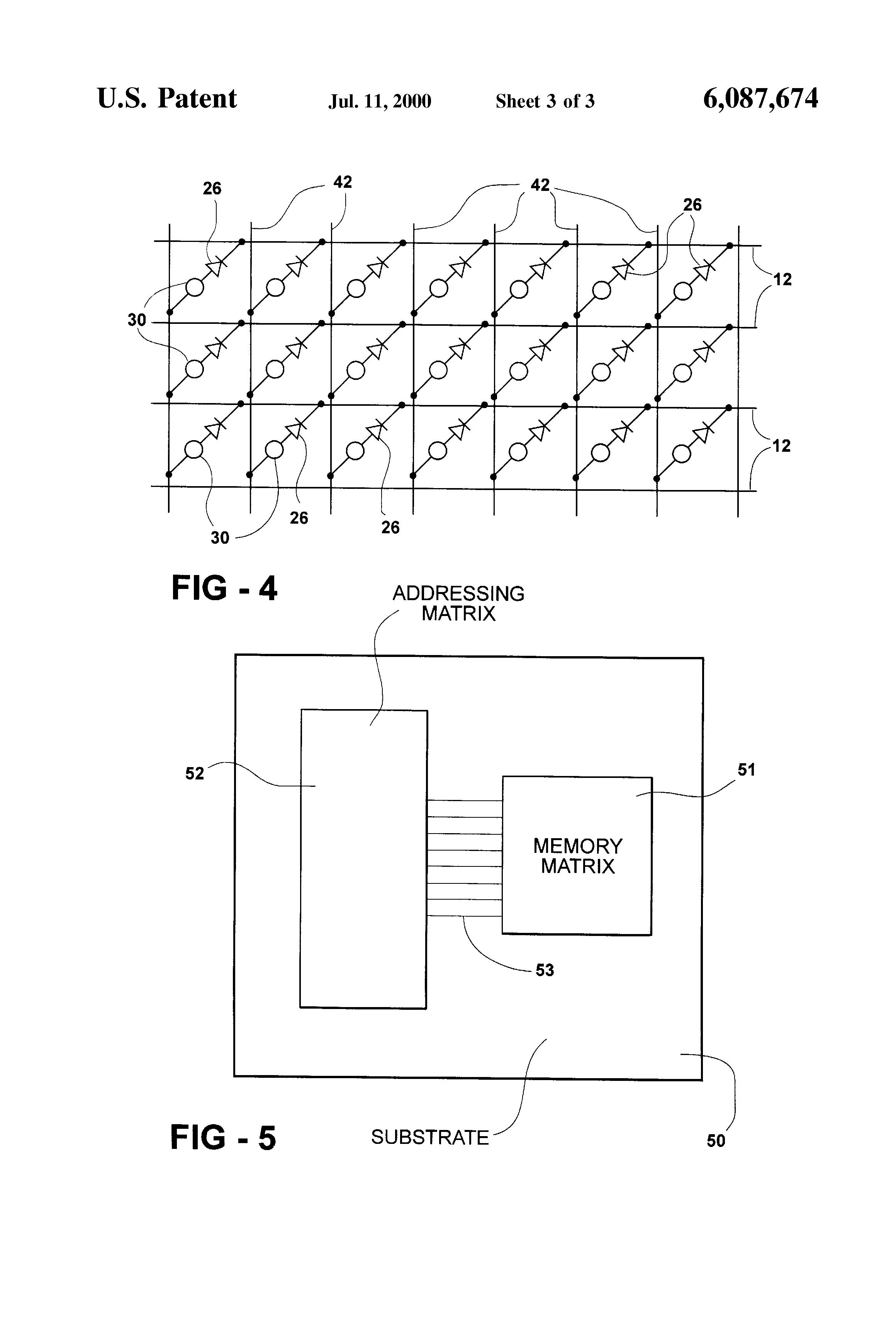 Patent US6087674