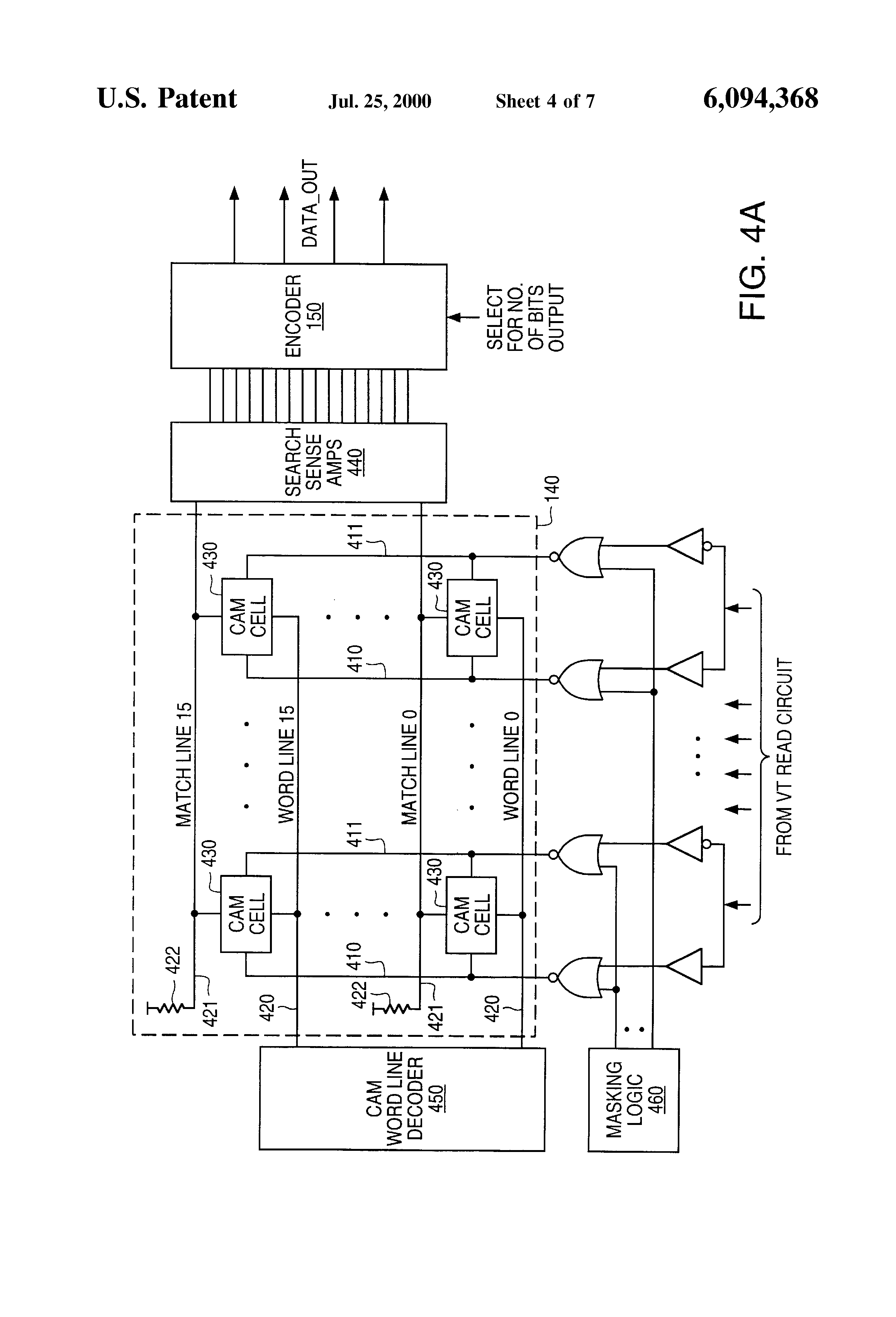 Patent Us6094368 Auto Tracking Write And Read Processes For Multi How To A Logic Diagram Drawing