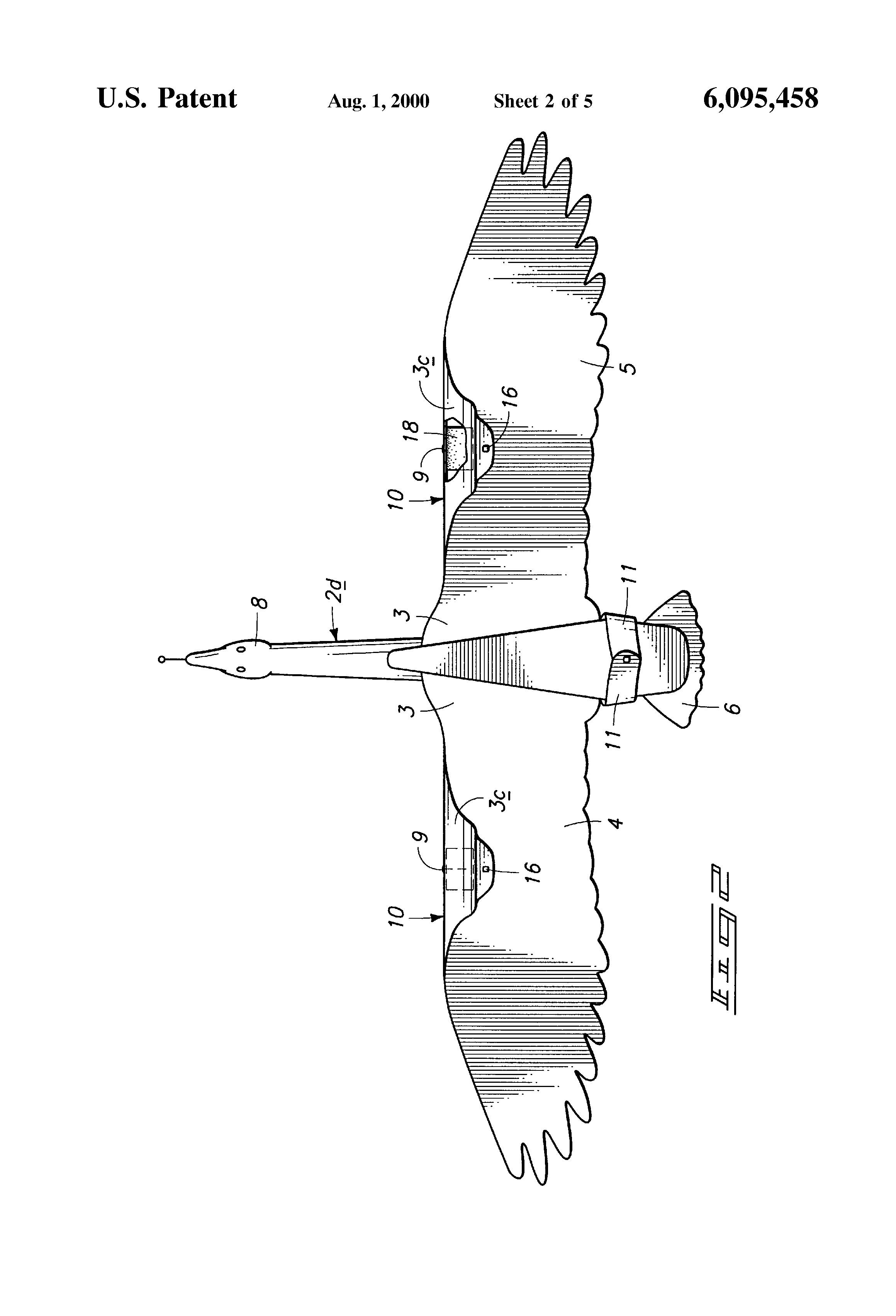 head8feet Patent Drawing