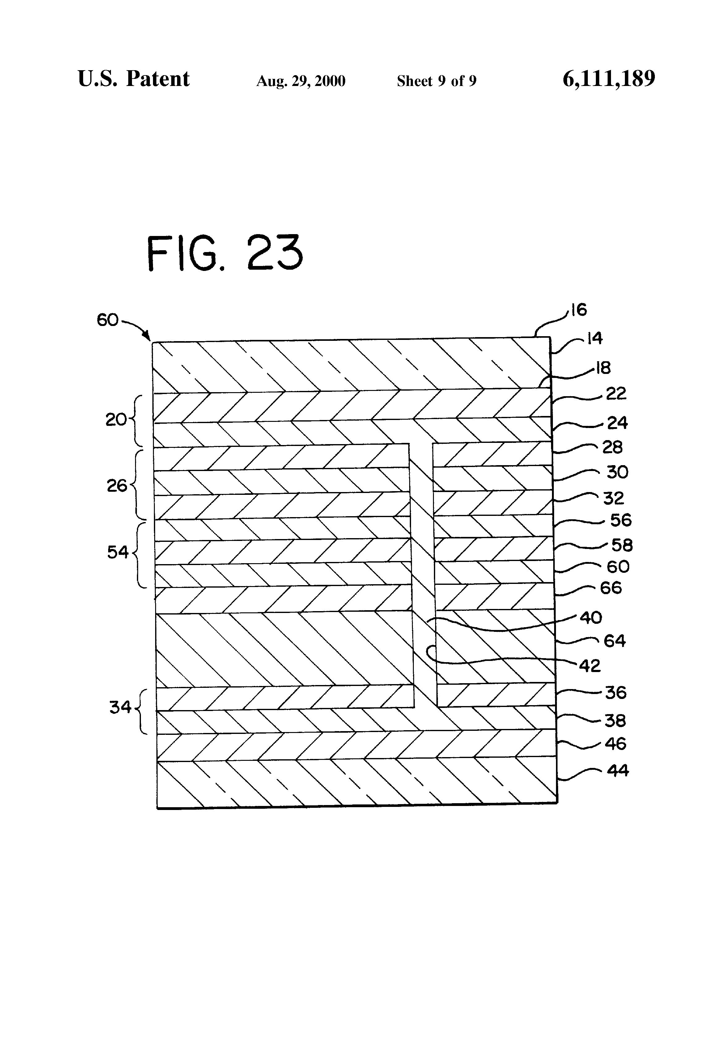 patent us6111189