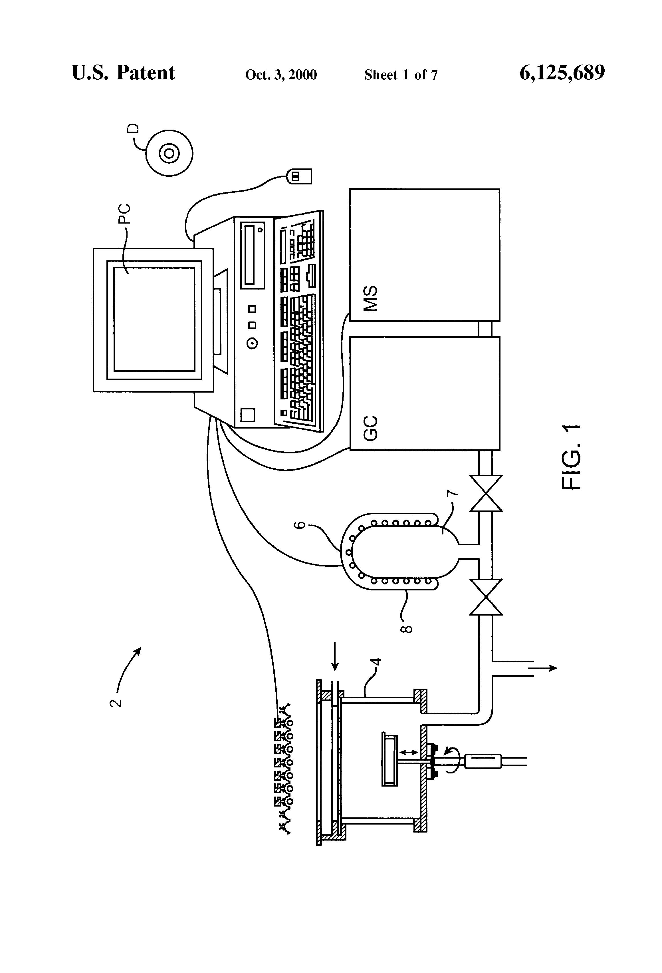 patent us6125689