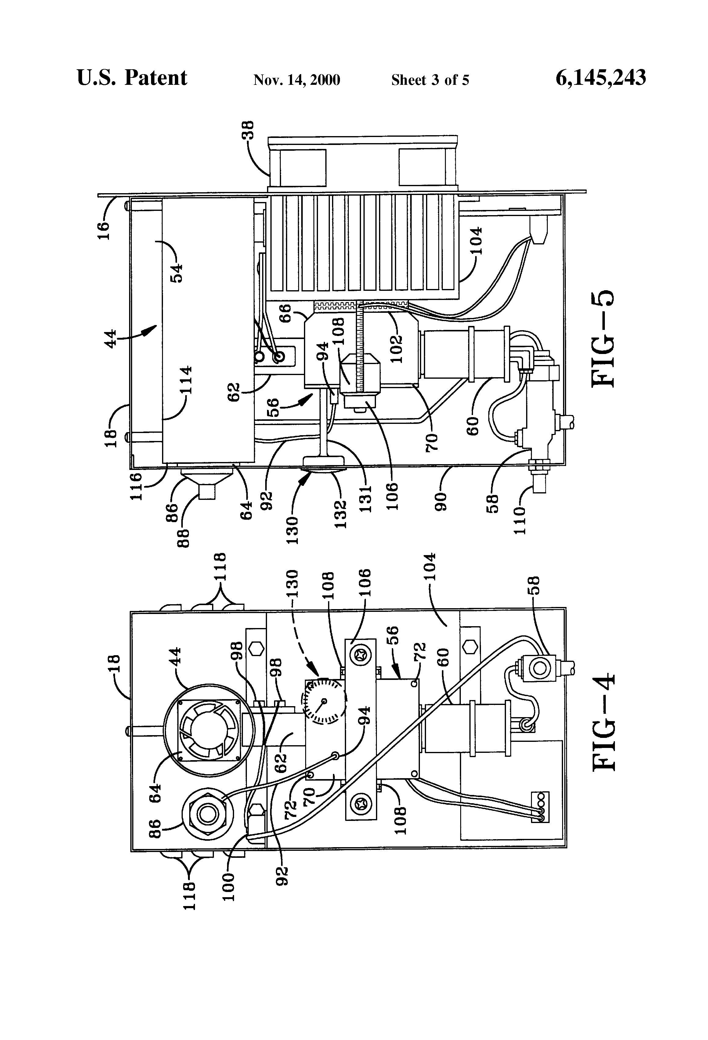 patent us6145243