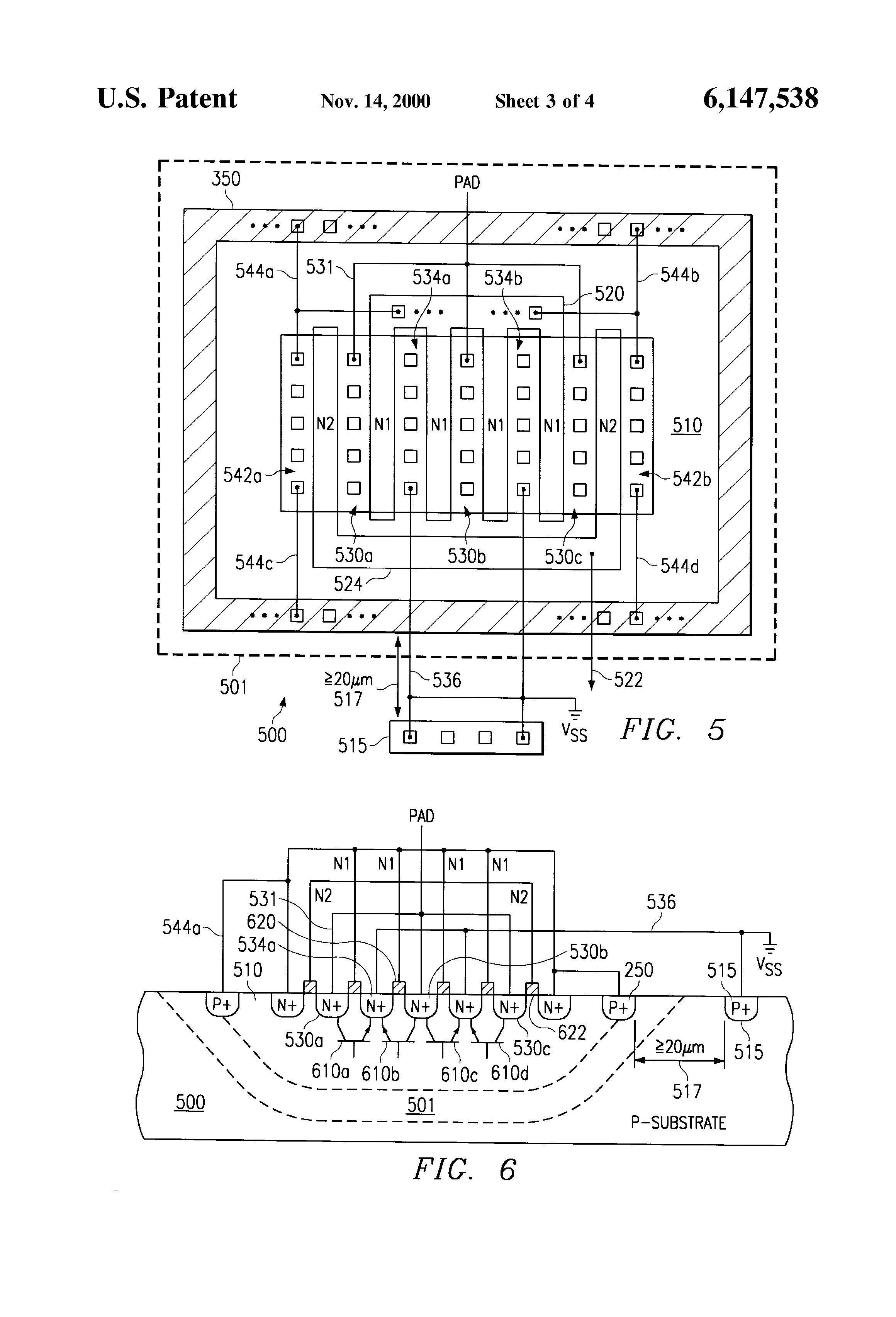 patent us6147538