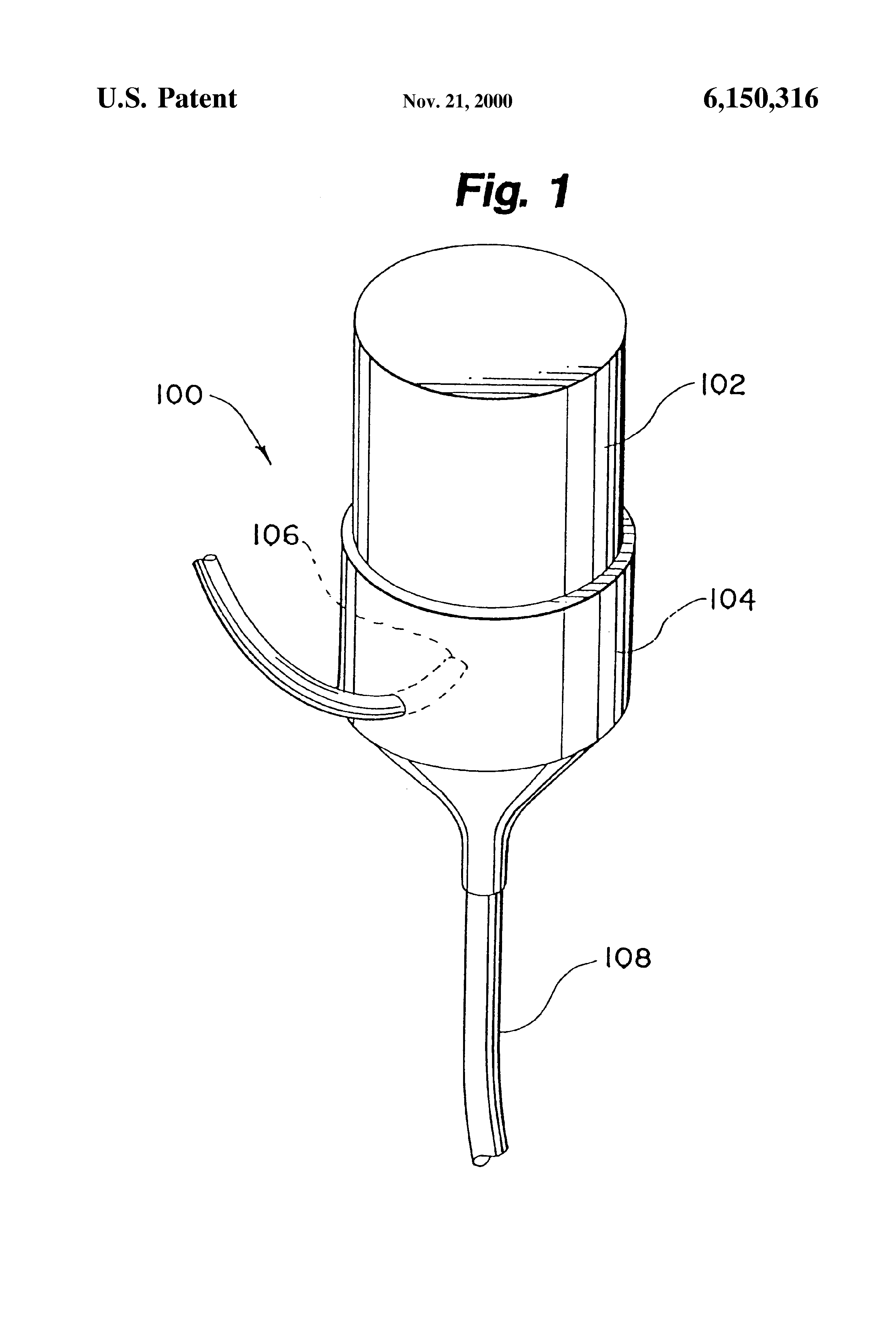 Patent US6150316 - Solid cast composition comprising a bacterial