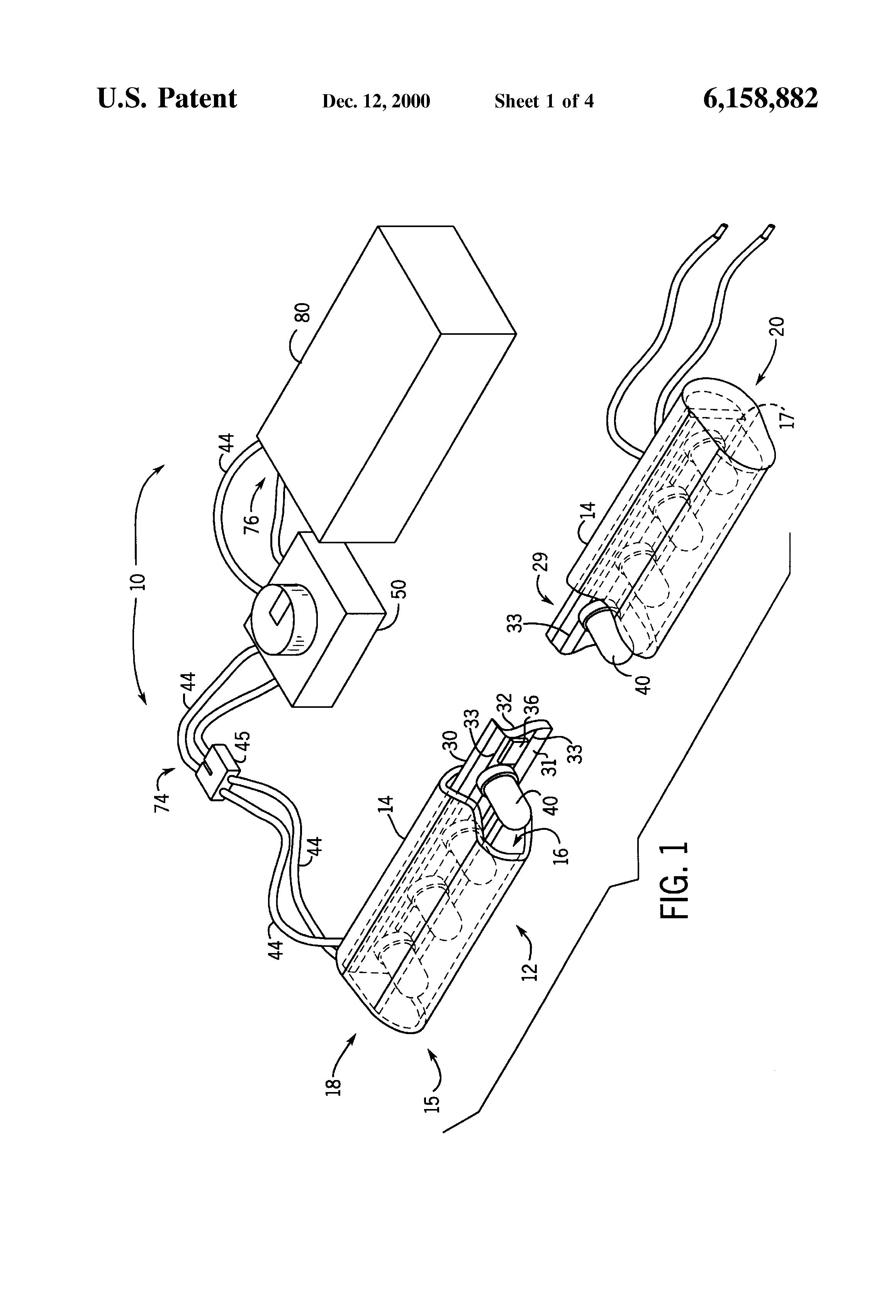patent us6158882