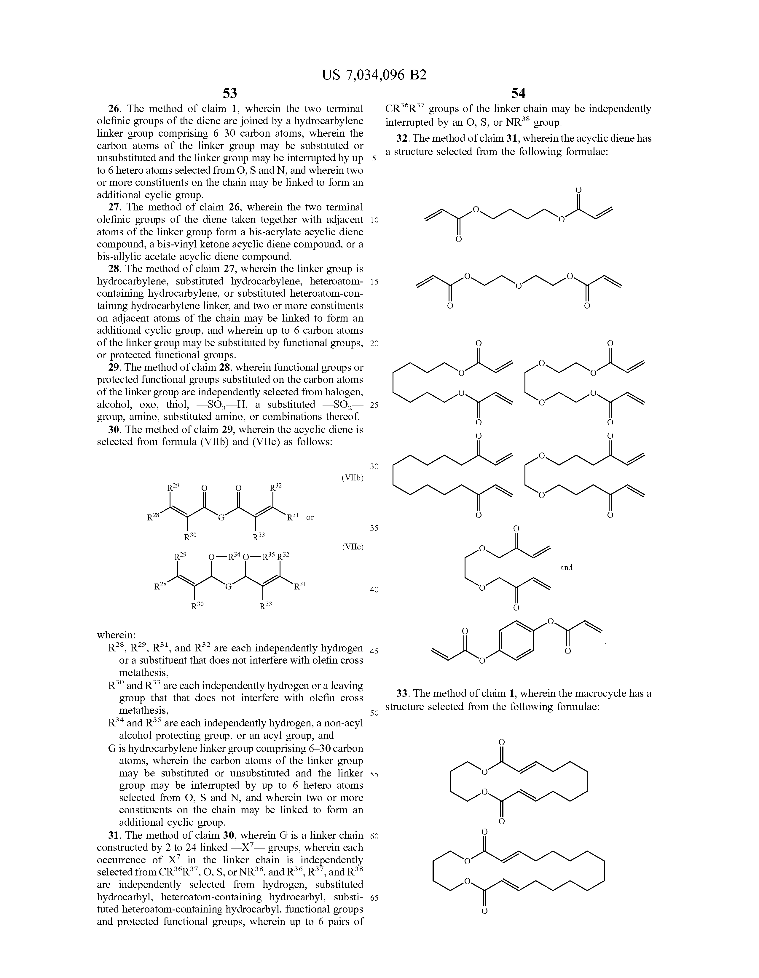 acyclic diene metathesis mechanism Ester terminated telechelic polymers were synthesized by the acyclic diene  metathesis (admet) polymerization of 1,9-decadiene with ester-containing.