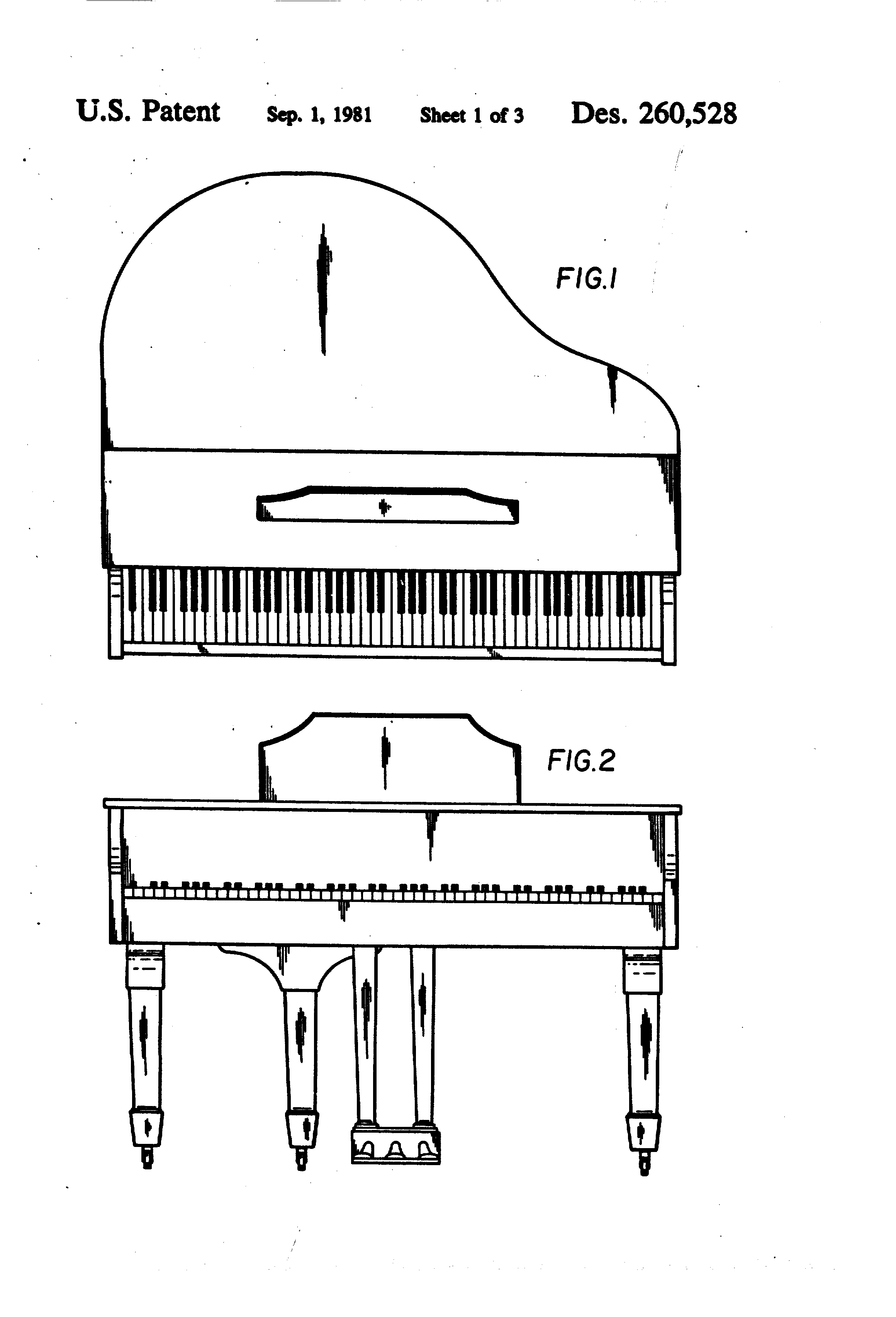 Baby Grand Piano Drawing The Image Kid
