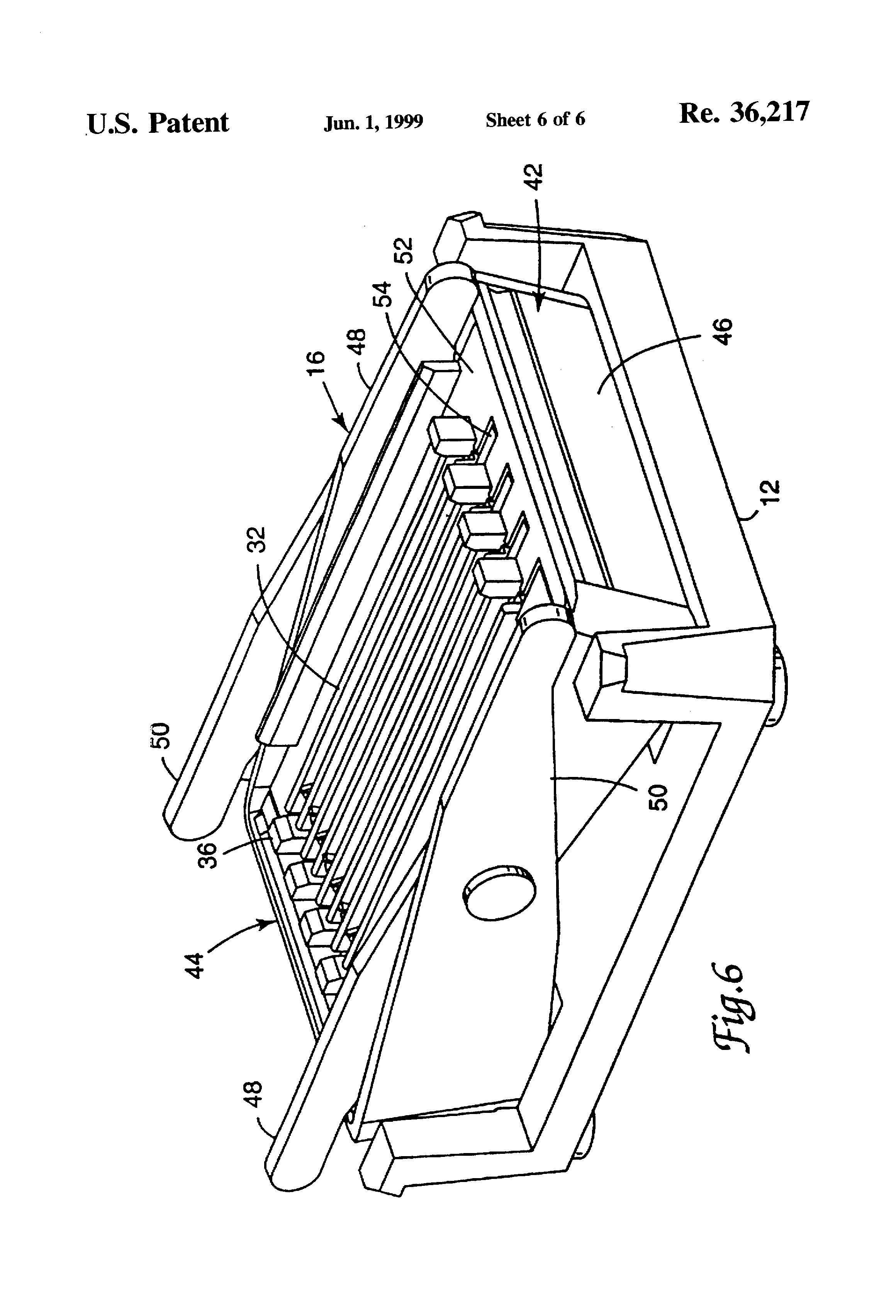patent usre36217