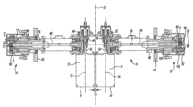 US7314105B2 - Electric drive axle assembly with independent