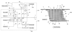US7546981B2 - Drain system for an aircraft - Google Patents